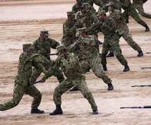 軍隊流護身術」を指導します 犯罪者から身を守る為の本格的な総合護身術 CQC近接格闘術