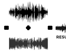 スマホICレコーダー等の音声を編集で大変身させます ボイスサンプルやICレコーダー音声に最適な編集技術をご提供!