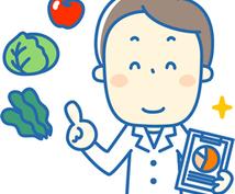 栄養士を目指す学生の相談にのります 栄養士・集団調理師を目指す学生におすすめ