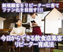 動画講義 飲食店のリピーター育成法を解説します 飲食店の新規顧客をリピーターに育て、ファン化を目指す