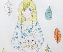 《人気♡》サイキック・アート(自動描画、自動書記画)リーディング⭐