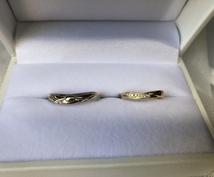世界に1つ!オーダーメイド結婚指輪を作ります フルオーダーメイドの結婚指輪を手作りします