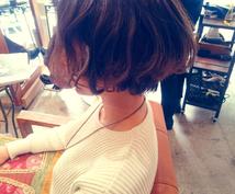 あなたの写真をもとに似合う髪型を提案します!