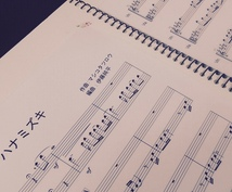 現役音大生(作曲専攻)が移調楽譜お作りいたします 移調楽器、自分に合った調(キー)で曲を演奏したい方へ