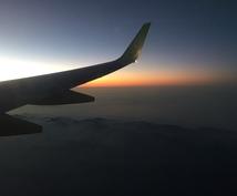 国内・海外航空券手配のアドバイスをします 個人手配でよりお客様の都合に合った充実・快適な旅に