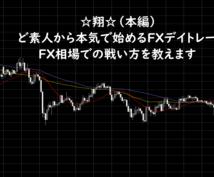 FX☆翔☆ど素人から始めるトレード方法を教えます ~これから本気でFXを始めたい方専用です~(本編)