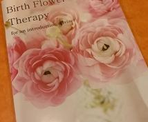 誕生花セラピーで、あなたの魅了発見
