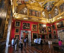 フィレンツェ観光のプランニングをお手伝いをします フィレンツェをじっくりと!ツアーの観光では物足りない方必見!
