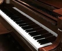 グランドピアノの演奏動画(1分程度)を提供します ご自由にお使いいただける一般人の演奏動画(手元のみ)です。