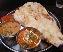 東京のインド料理屋さんをブログでしょうかいします インドカレー店を経営されている方。インドカレーが好きな方。