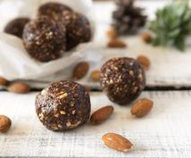 食べる美味しいナチュラブリスボールの作り方教えます 美味しくてキレイになる ★ 美容と健康に良い★ダイエットにも