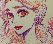 イラスト、挿絵描きます!