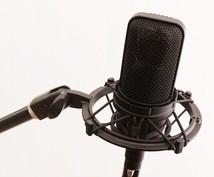 コスパ重視!簡易的な音声処理をします ノイズ除去・音処理に関する相談も受け付け致します!