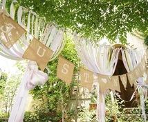 結婚パーティーについて、お答え致します ウェディングパーティー…やる?やらない?