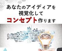 アイディアを文章化してヒットコンセプトを作ります 資格や実績に左右されない!商品開発はお任せください