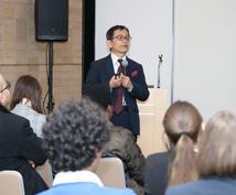 今の英語力そのままで伝達力を3倍にする秘訣教えます 世界各地で日本人の「思い」を伝えてきた異文化の専門家です