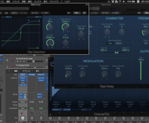 Logic Proで作曲します 高品質・高音質の楽曲提供、丁寧かつ迅速な納品が売りです!