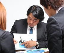 商談相手に印象が良くなる資料作成方法を教えます 営業の方へ理想の資料作成を鑑定、リーディングをします