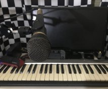 仮歌など、歌入れなどのお仕事承ります ジャンルに沿ったサンプル音源もあります