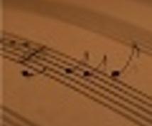 著作権フリーの楽曲をお譲りします ストックされた楽曲の中からお選び頂くことができます。