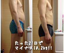 あなたのダイエットを一週間サポートします 今度こそ痩せる!これであなたも、念願の悩殺神ボディに。