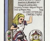 不思議の国のアリスのタロット