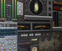 プロのエンジニアが音源のMIXなど行います。