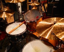 子供〜大人まで幅広いドラム教室◎初心者でも叩けます スタジオ無料!あなただけのプログラムだからこそ満足度◎