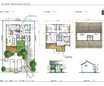 理想の住まいの間取りを提案します 超有名ハウスメーカー1級建築士が夢をカタチに