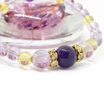 パワーストーンお見立て★あなたに合う石を紹介します ブレスレットデザイン→そのまま購入可能!