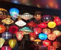 ひと味もふた味も東南アジア旅行を濃いものにします 心踊る旅にしたい方、必見です!!