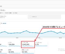 月間100万PVサイトで1年間バナー広告掲載します 1年間バナー広告。どんなサイトでもOK。300x250