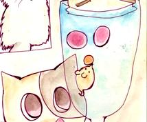 【商用・同人化】あなたにあった可愛いイラスト描きます。