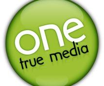 """""""思い出の画像"""" 「One True Media」を使って動画作成します^^"""