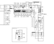 【実績150件以上!】カフェ、ラーメン等!飲食開業必見!超効率的厨房図面作成します!3D図面付!