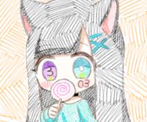 色鉛筆っぽいアイコン描きます 【最短1日】かわいいイラストが欲しい方へ