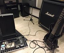 エレキギター教えます!