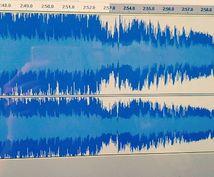 音楽を繋げたり短縮したりします!!!!