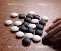 囲碁初心者・中級の方へ、囲碁を教えます