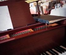 楽譜を作成します この曲演奏したい!だけど楽譜がない!そんなときに。