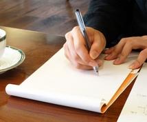 DM、チラシ、ランディングページ等の文章を作成します。