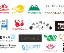 《ロゴ作ります》あなたのイメージをヒアリング→現役プロデザイナーによる商用OKのロゴ作成