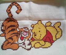 刺繍をメインとした手芸を教えます!