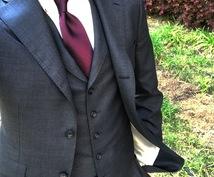 ジャケットスタイルの正しい着こなし教えます スーツを知り尽くしたオーダースーツ販売員がコンサルします