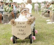 結婚式コンセプトつくります 広告プランナーが、オリジナルウェディングのお手伝いします