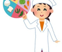 1ヶ月間、管理栄養士があなたの食事管理をします まずは1ヶ月で−1㎏!長期的ダイエットを一緒に頑張りましょ!