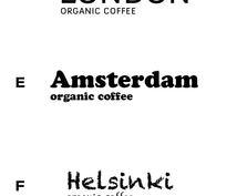 文字で魅せる!シンプルでオシャレなロゴ作成します シンプルでおしゃれな英文字ロゴ作成いたします!