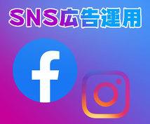 話題のSNS広告の運用を代行致します Facebook・instagramの媒体へ出稿致します!
