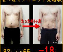 3ヶ月で18㎏減★食べ痩せダイエット究極版教えます 運動嫌い趣味食べることの私が唯一成功しているダイエット成功法