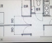 二級建築士 製図 計画案Aを提示 手書き方法ます 二級建築士製図 平成30年 模範解答 A 開口の書き方